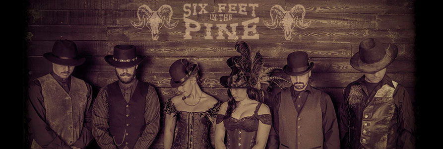 Six Feet in the Pine