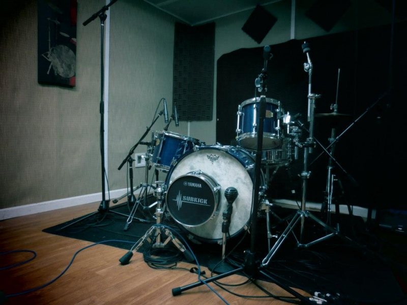 Salt Lake City Recording Studio Full Fidelity Studio